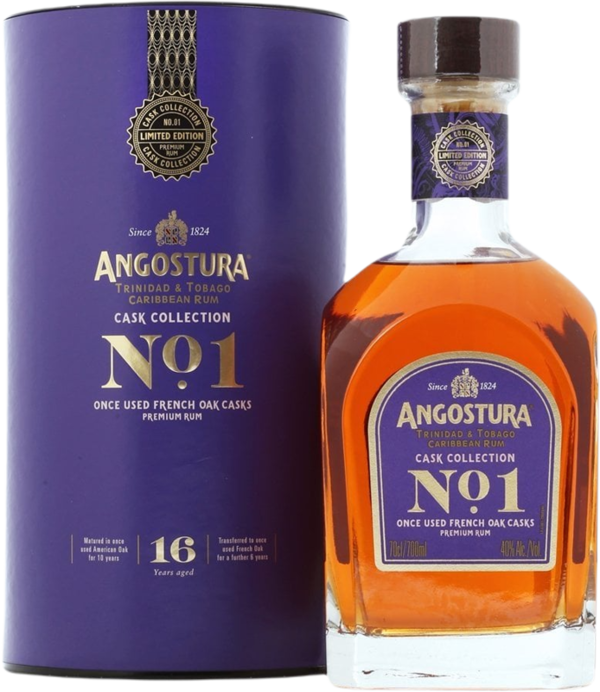 ANGOSTURA NO.1 16 YEARS BATCH II