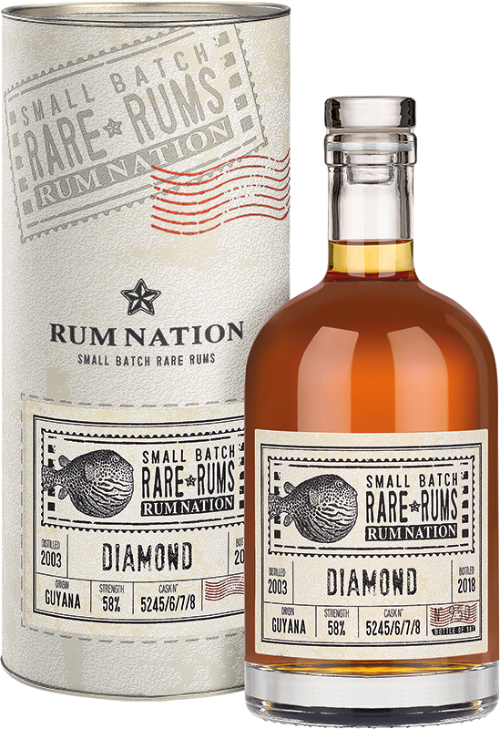 RUM NATION DIAMOND 2005/2016