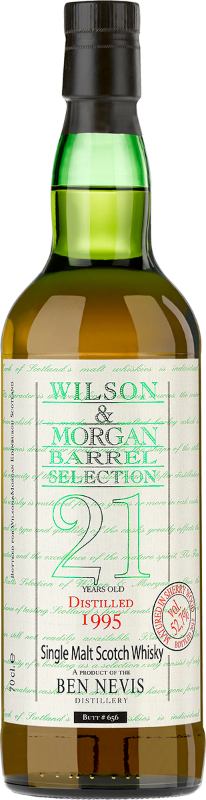 Ben Nevis 21 yo Sherry Wood Wilson & Morgan